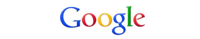 Google Logo zum Vergleich