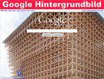Google Startseite Hintergrundbild