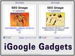 iGoogle Gadget (Seo Images)