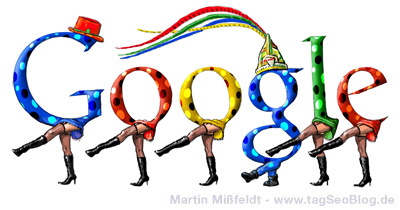 Kaneval Google Doodle (inoffiziell)