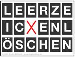 Leerzeichen (space) löschen?