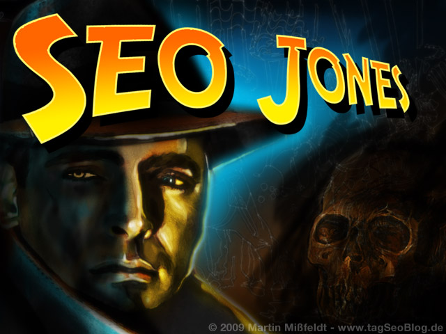 SEO Jones Trilogie - Adventure SEO Stories