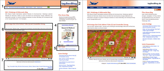 TagSeoBlog reDesign April 2009