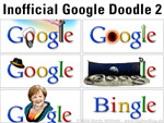 Unofficial Google Doodles