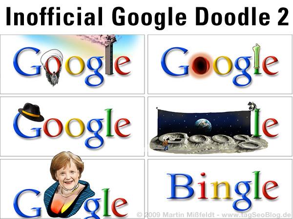 Unofficial Google Doodles 2