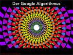 Google Algorithmus (konzentrische Kreisstruktur)