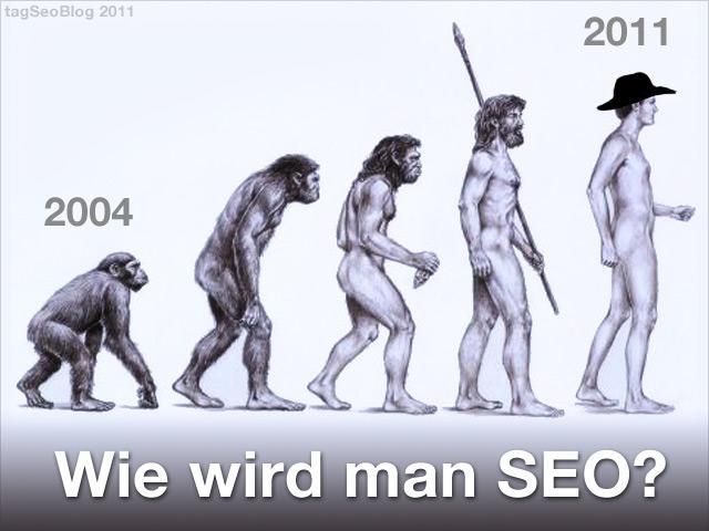 Evolution der Suchmaschinenoptimierer (SEO)