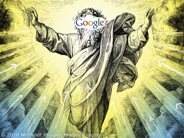 Google Gott?