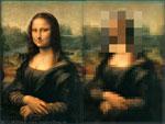 Optische Bildanalyse-Verfahren (Mona Lisa)