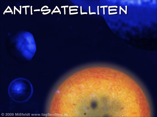 Sterne, Planeten und Satelliten