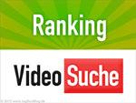 Videosuche Rankings (Test-Analyse)