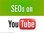SEOs on youTube