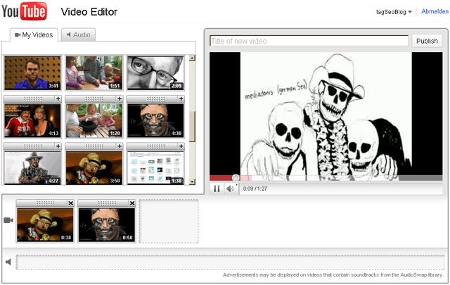 youTube Video-Editor - Overview